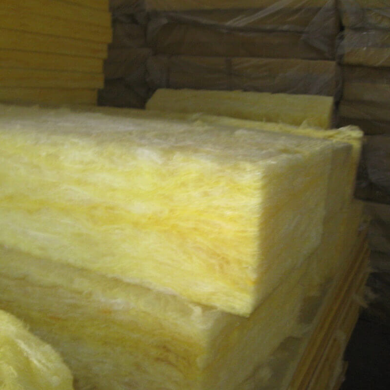 Glass wool acoustic batts rolls insulwest for Fiberglass wool insulation