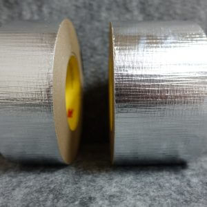 Fire barrier glass cloth insulwest for Roxul foil faced mineral wool